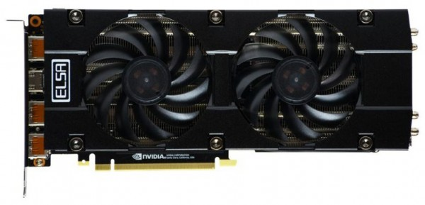 ELSA GeForce RTX 2070 Super S.A.C