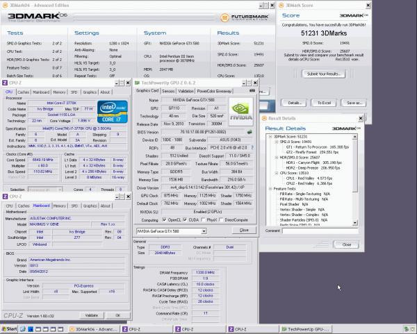 S_A_V, GeForce, GTX 580, 3DMark 2006