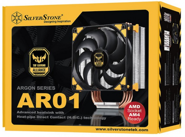 SilverStone AR01 V3