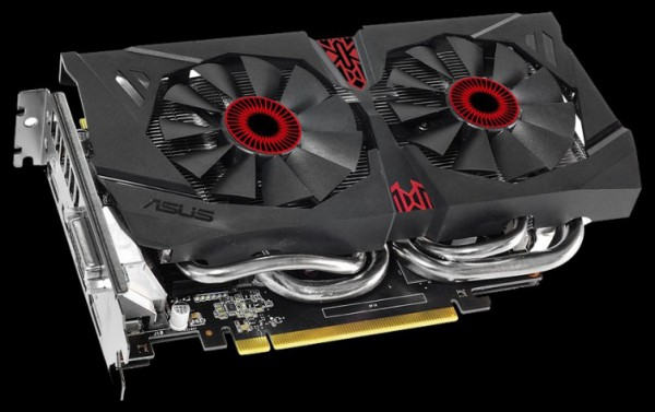 ASUS GeForce GTX 1060 SrtiX 6GB