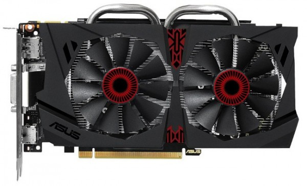 ASUS GeForce GTX 950 StriX