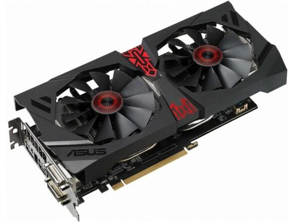ASUS Radeon R9 380X StriX (STRIX-R9380X-OC4G-GAMING)
