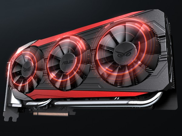 ASUS GeForce GTX 980 Ti StriX (DirectCU III)