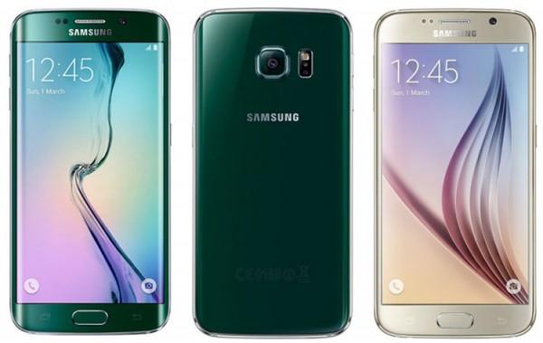 Samsung Galaxy S6 и Samsung Galaxy S6 Edge