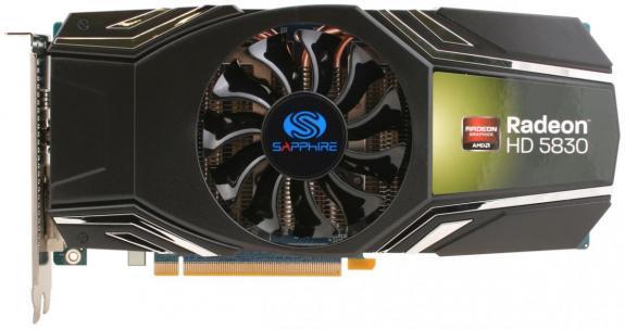 Видеокарта Sapphire HD 5830 Xtreme