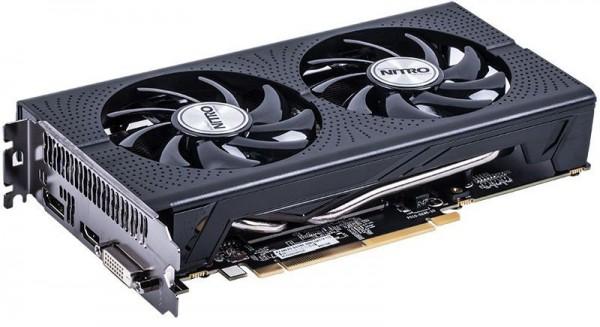 Sapphire Radeon RX 460 Nitro OC