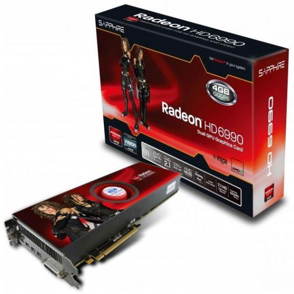 Sapphire Radeon HD 6990