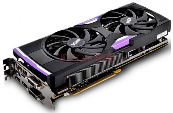 Sapphire Radeon R9 390 4G D5 Platinum Edition OC