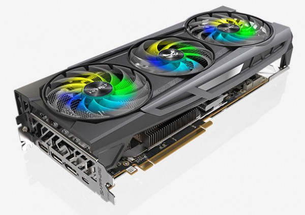 Sapphire Radeon RX 6800 XT NITRO+ «Special Edition» (11304-01-20G)