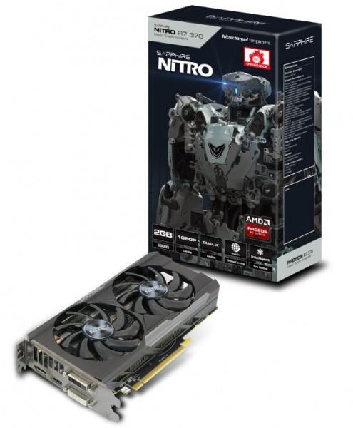 Sapphire Nitro R7 370 2G D5
