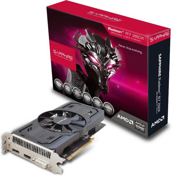 Sapphire Radeon R7 260X iCafe OC