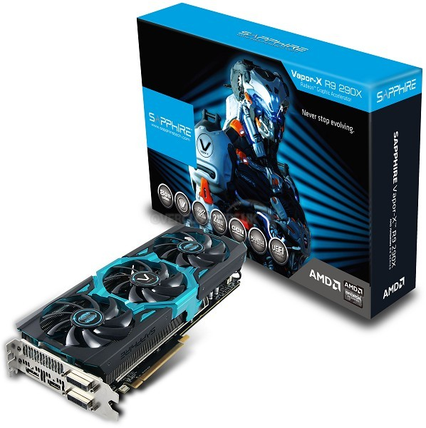 Sapphire Radeon R9 290X Vapor-X 8 GB