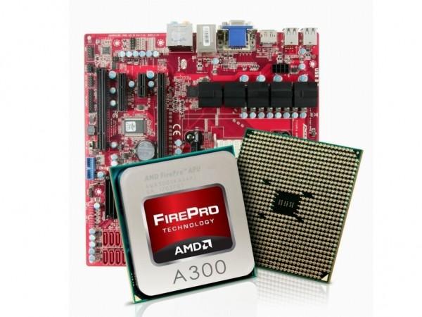 Sapphire AMD FirePro APU