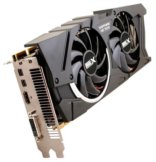 Sapphire HD 7970 OC Edition