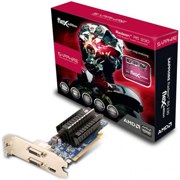 Sapphire Radeon R5 230 FleX