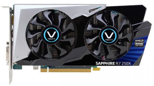 Sapphire Radeon R7 250X GHz Edition