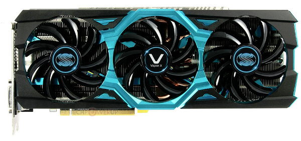 Sapphire Radeon R9 290 Vapor-X OC