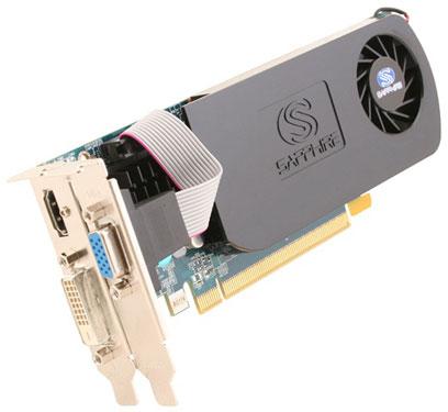 Sapphire Radeon HD 6670 Low Profile