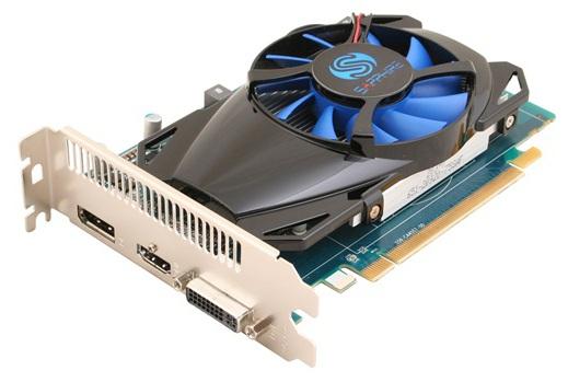 Sapphire Radeon HD 7750 OC