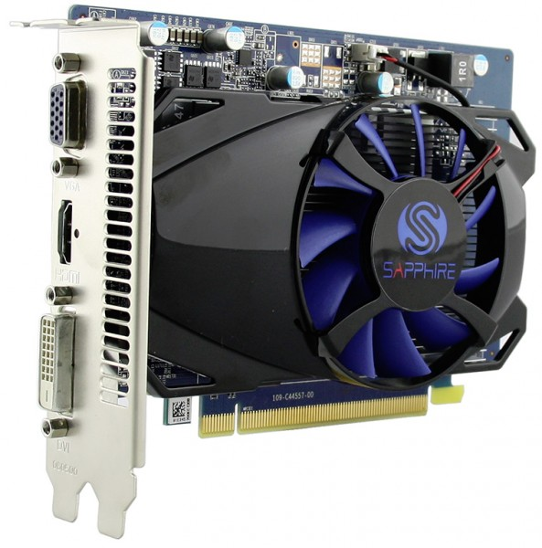 Sapphire Radeon HD 7750 OC Edition