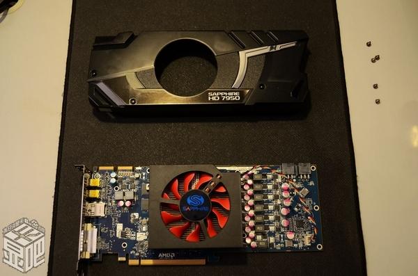 Sapphire Radeon HD 7950