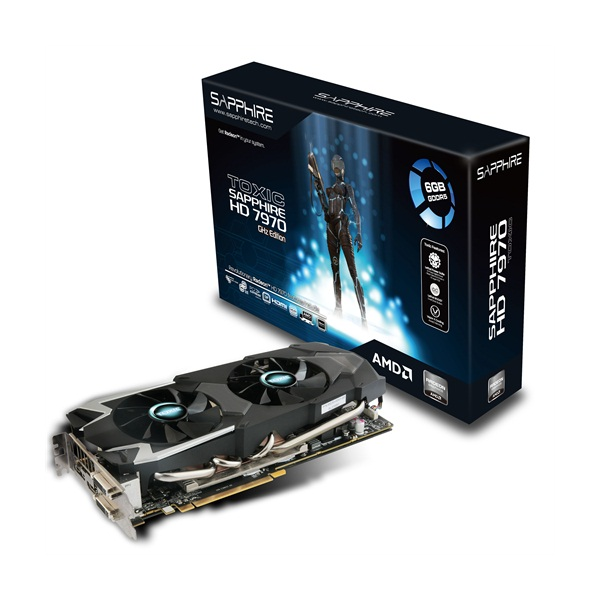 Sapphire TOXIC HD 7970 GHz Edition
