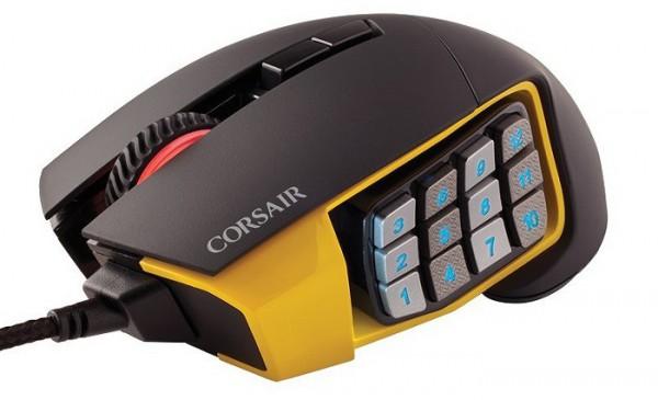 Corsair Scimitar RGB