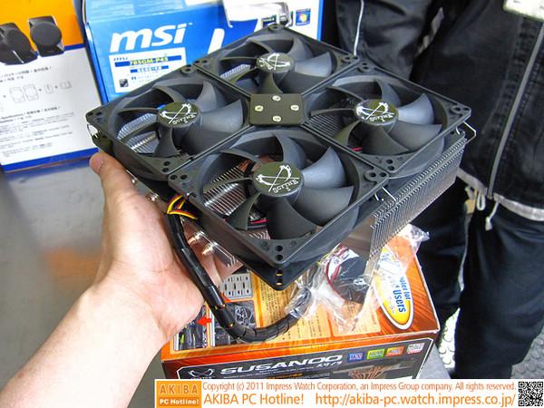 CPU-кулер Scythe Susanoo
