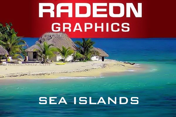 Sea Islands Radeon HD 8000