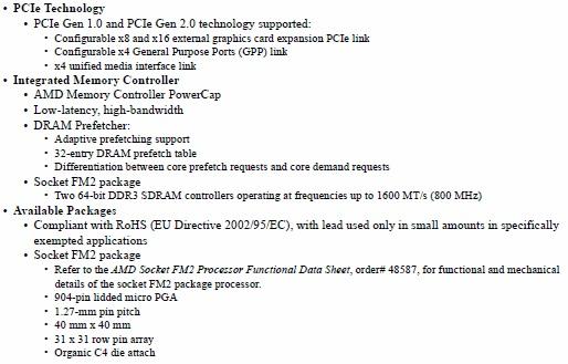 AMD Sempron FM2