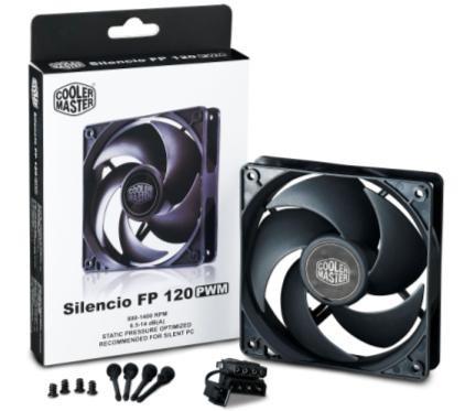 Cooler Master Silencio FP 120 3PIN