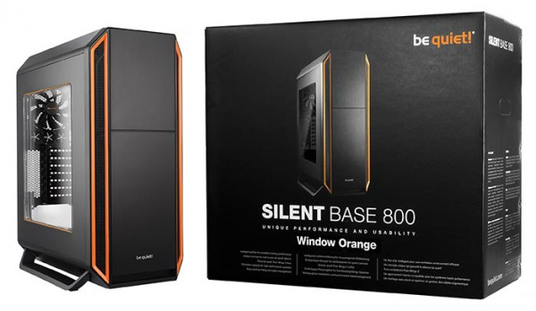 Be Quiet! Silent Base 800 Window