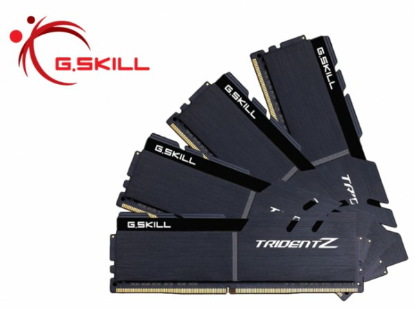 G.Skill Trident Z DDR4-4400 32GB (4x8GB)