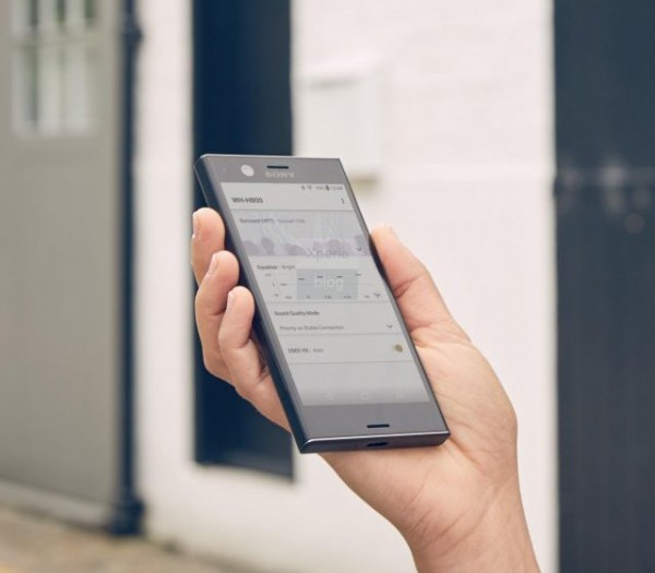 Sony, Xperia XZ1, Xperia XZ1 Compact