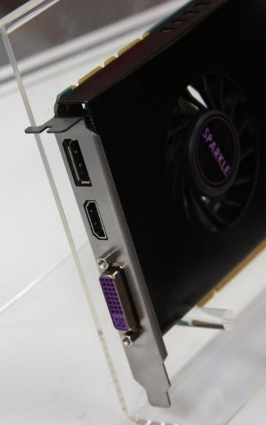 Видеокарта Sparkle GeForce GTX 570