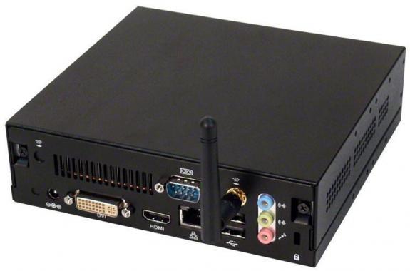 Мини-компьютер Stealth LPC-670