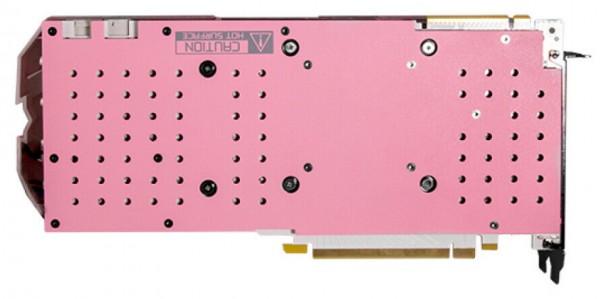 GALAX GeForce RTX 2070 Super EX Pink Edition, RTX 2080 Super EX Pink Edition