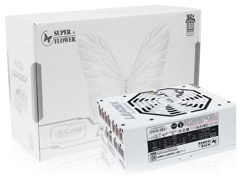Super Flower Leadex Platinum 850 Вт