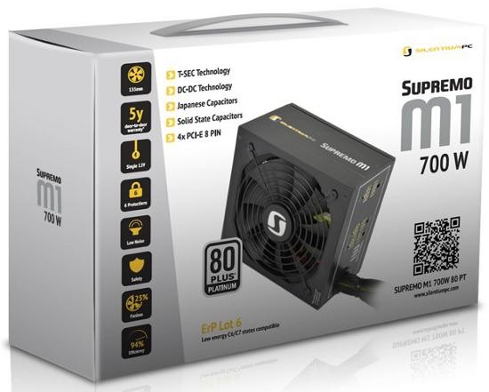 Supremo M1 Platinum