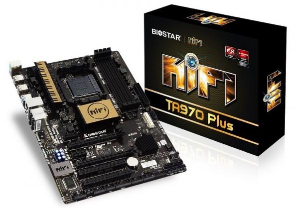 Biostar TA970 Plus