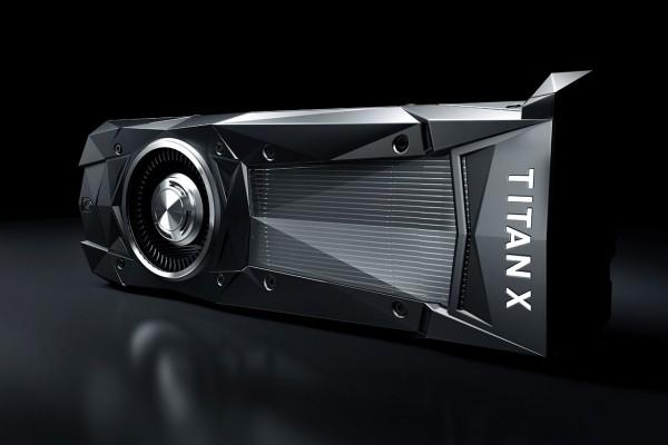 NVIDIA GeForce GTX TITAN X Pascal