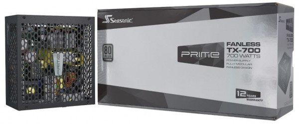 SeaSonic Prime Fanless TX-700