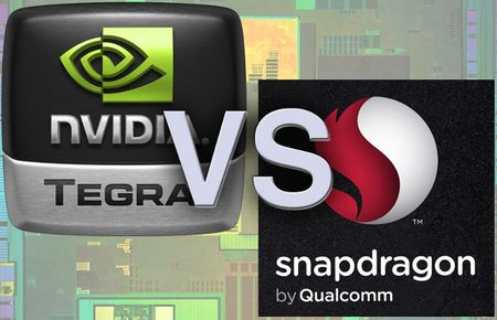 Tegra vs. Snapdragon