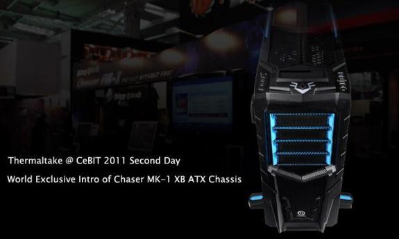Корпус Thermaltake Chaser MK-1