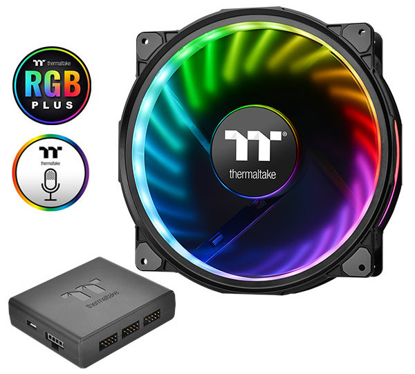 Thermaltake Riing Plus 20 RGB TT Premium Edition