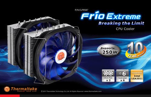 Thermaltake Frio Extreme
