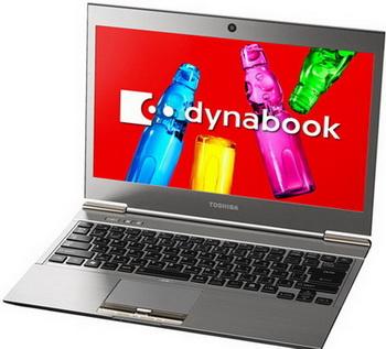Toshiba Dynabook R632W1UF