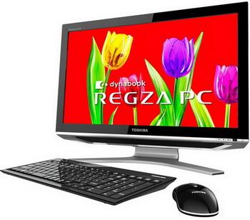 Toshiba dynabook REGZA PC D711T3E