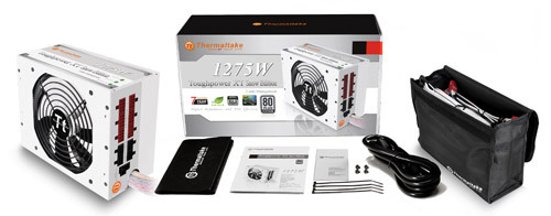 Thermaltake Toughpower XT 1275 W Platinum Snow Edition