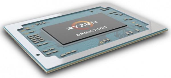 AMD Ryzen Embedded SoC